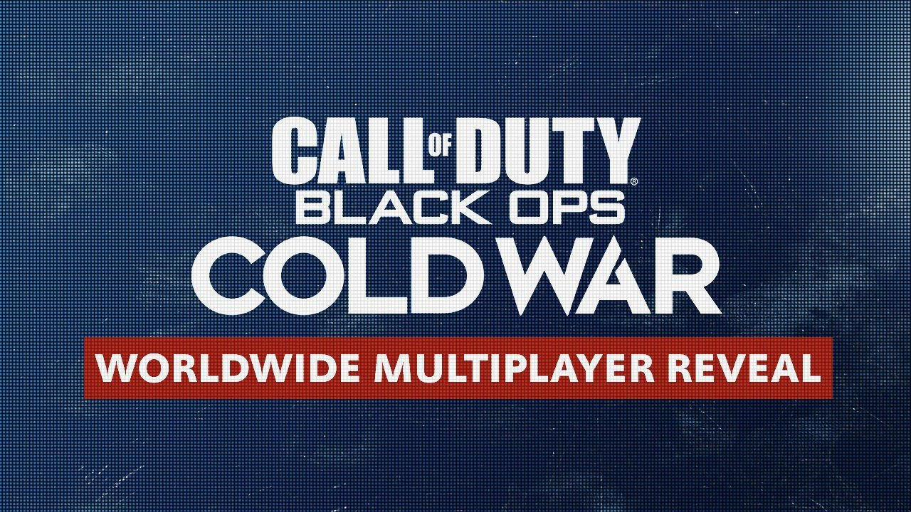 Treyarch Reveals Multiplayer Gameplay And Details For Call Of Duty Black Ops Cold War Black Ops Cold War Tracker