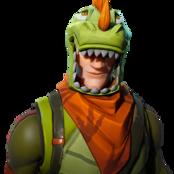 fortnite shop item Rex