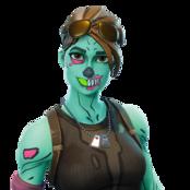 fortnite shop item Ghoul Trooper