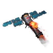 fortnite shop item Crashing Satellite