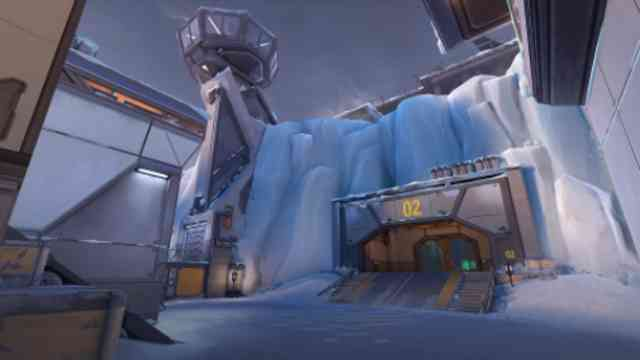 """New map """"Icebox"""" confirmed for Valorant Act III"""