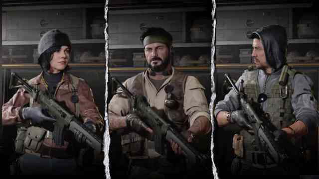Black Ops Cold War Operators Now Available in Warzone