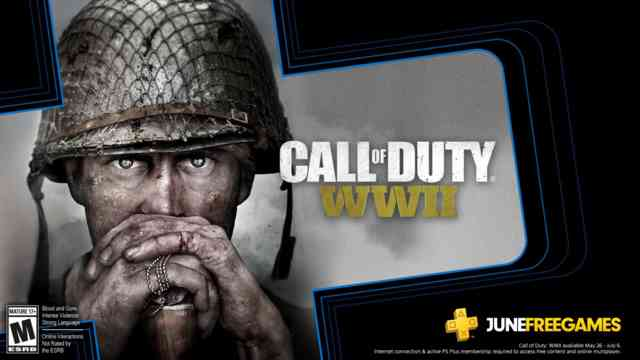 Call of Duty: WWII Available for Free on PlayStation 4 in June