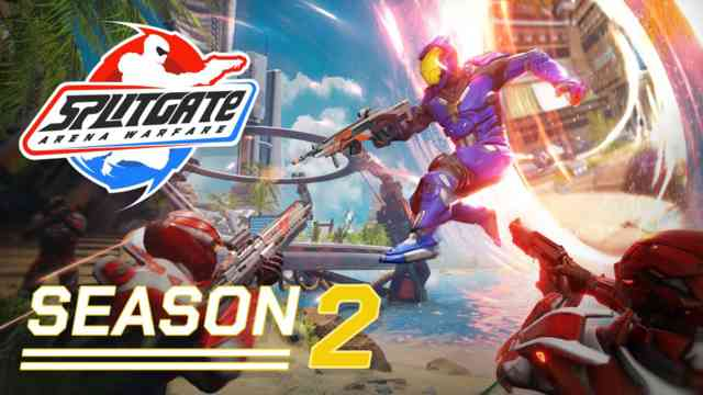 Splitgate Season 2 - Everything You Need to Know