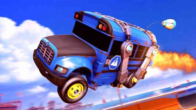 Fortnite x Rocket League announced ahead of free-to-play release