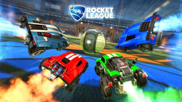 Almost 2 million concurrent Rocket League players achieved in first FTP weekend