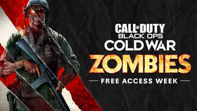 Zombies Free Access Week Begins January 14th in Black Ops Cold War