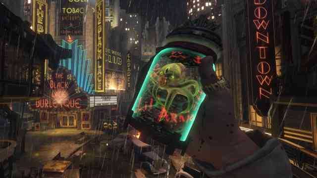 Li'l Arnie Capture Quest Discovered in Pre-Release Build of Black Ops 3 Zombies