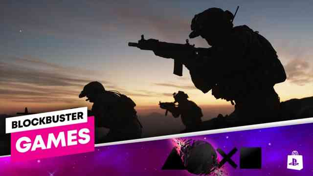 Call of Duty Deals in the PlayStation Store Blockbuster Sale