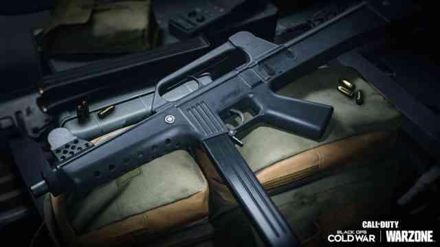 How to Unlock the LAPA Submachine Gun in Warzone