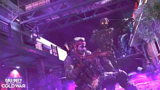 Arcade Guide for Forsaken in Black Ops Cold War Zombies