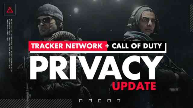 An Update on Your Call of Duty Stats and Privacy Settings