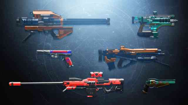 New Playlist exclusive weapons to see an increase to drop rate later in Season 13