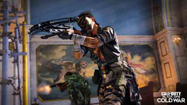 How to Unlock the R1 Shadowhunter Crossbow in Black Ops Cold War and Warzone
