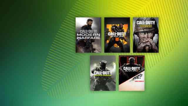 Call of Duty Deals and Discounts in the Xbox Spring Sale