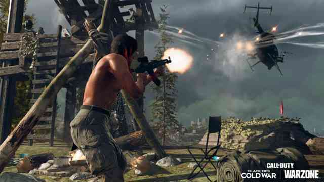 Every 80s Action Heroes Challenge and Reward in Black Ops Cold War and Warzone