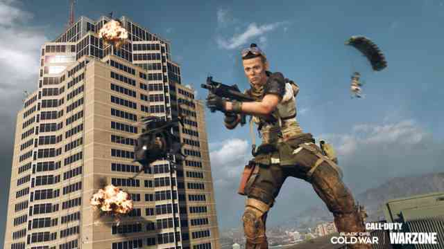 How to Complete the Nakatomi Tower Events in Warzone