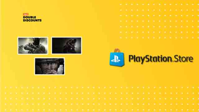 Call of Duty Deals in the PlayStation Double Discounts Sale