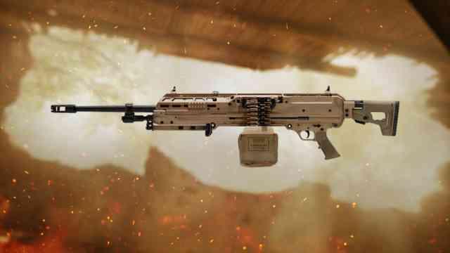 How to Unlock the RAAL MG in Modern Warfare and Warzone