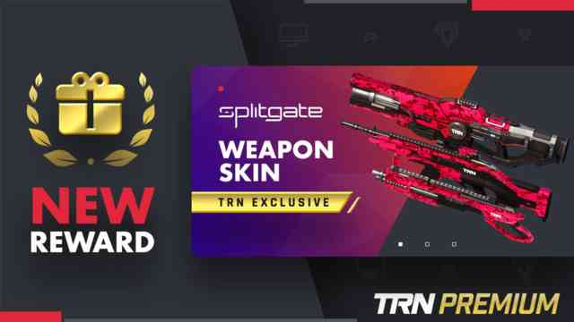 Exclusive Tracker Network Splitgate Skins Pack