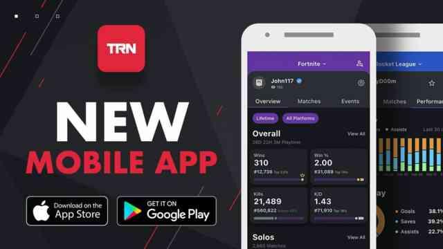 TRN Mobile App Re-Launch!