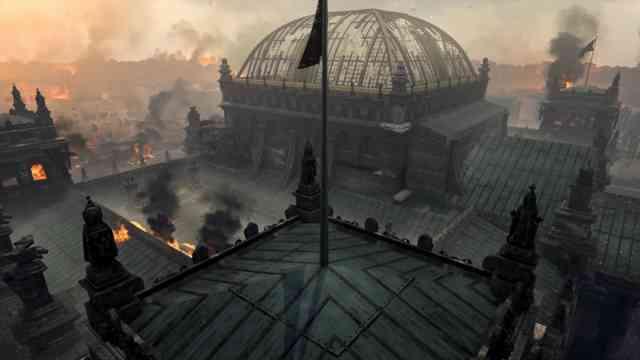World at War Multiplayer Maps to Return in Vanguard