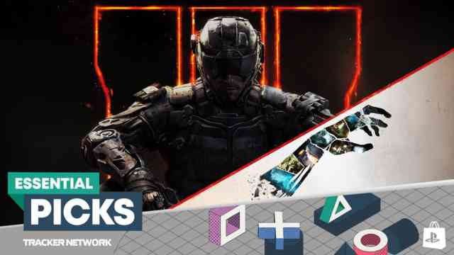 Call of Duty Deals in the PlayStation Essential Picks Sale