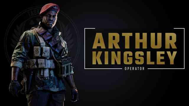 How to Unlock Arthur Kingsley Operator in Warzone
