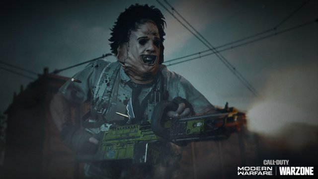 What's Included in the Texas Chainsaw Massacre Bundle in Call of Duty: Modern Warfare and Warzone?