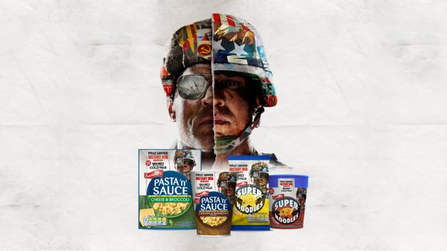 Purchase Batchelors Snack Packs to Unlock Exclusive Cosmetics in Black Ops Cold War