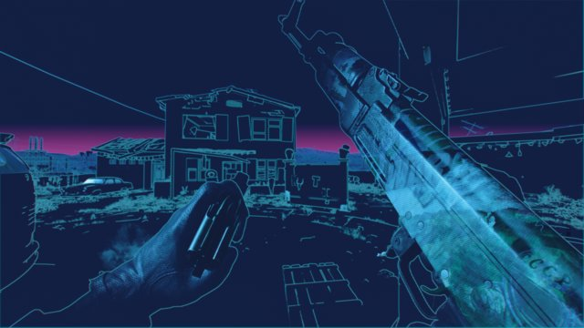 How to Activate the Retro Easter Egg on Nuketown '84 in Call of Duty: Black Ops Cold War