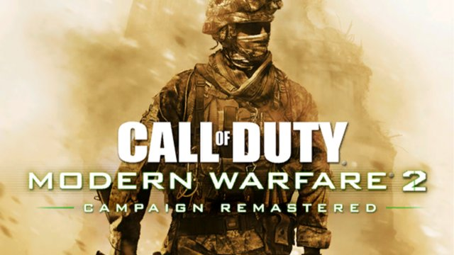 Call of Duty: Modern Warfare 2 Campaign Remastered Artwork Leak