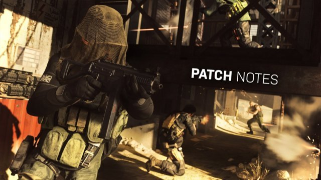 Call of Duty: Modern Warfare & Warzone Patch Notes - March 26th