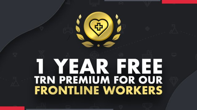 Front Line Workers - Free 1 Year TRN Premium