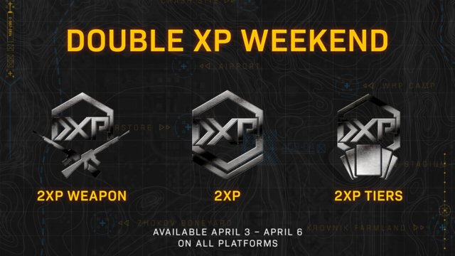 This Weekend in Modern Warfare: 2x XP, Battle Pass Tiers, Free Access, and more