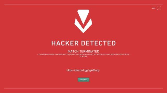 Vanguard Anti-Cheat runs amok on Valorant players