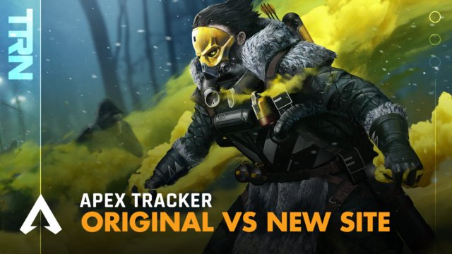 New Apex Tracker site: We are looking for your feedback!
