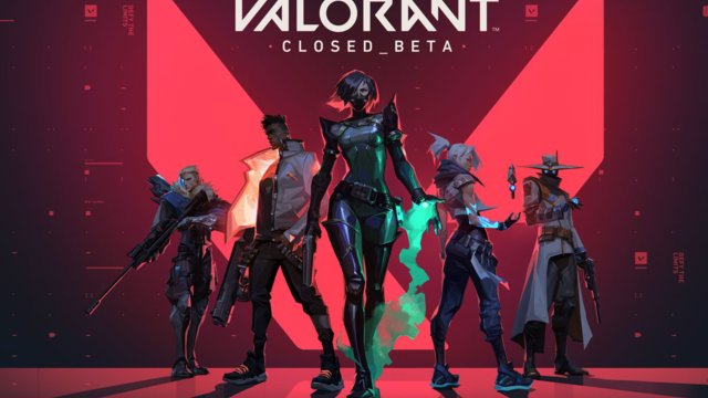 When does the Valorant closed beta end?