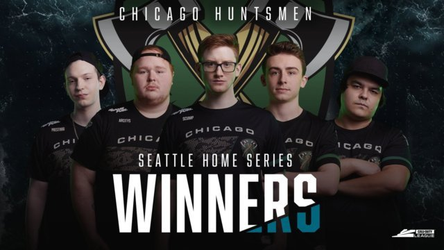 Call of Duty League Seattle Home Series Results