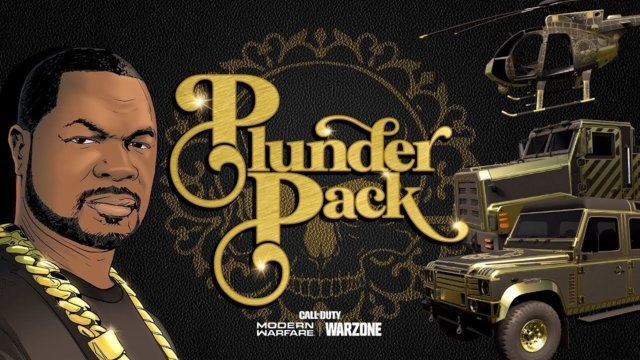 What's Included in the Plunder Pack Bundle in Call of Duty: Warzone?