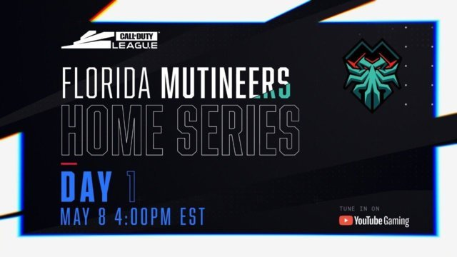 Call of Duty League Florida Home Series Results
