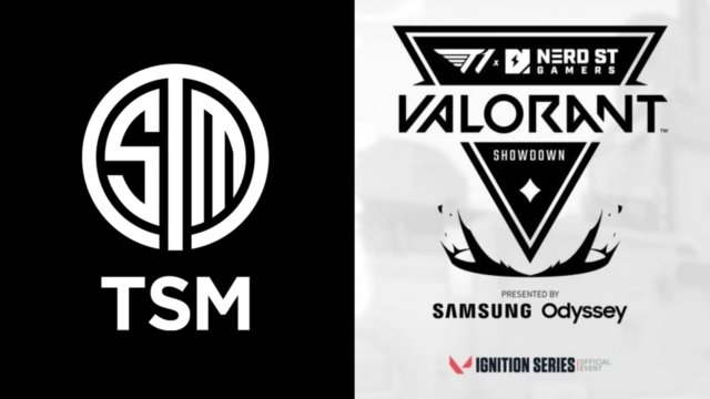 TSM win T1 x NSG Valorant Showdown
