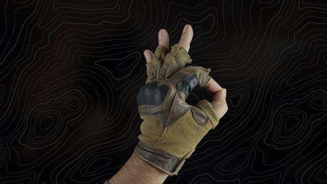 """OK"" Hand Gesture Removed from Modern Warfare"