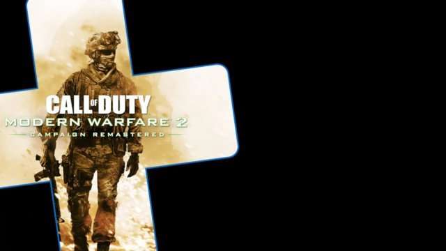 Modern Warfare 2 Campaign Remastered Free with PlayStation Plus