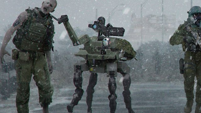 Concept Art Reveals Cancelled Zombies Mode in Call of Duty: Modern Warfare