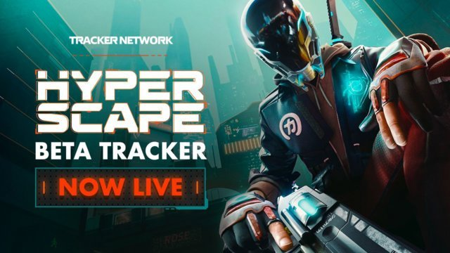 Hyper Scape Tracker is now available!