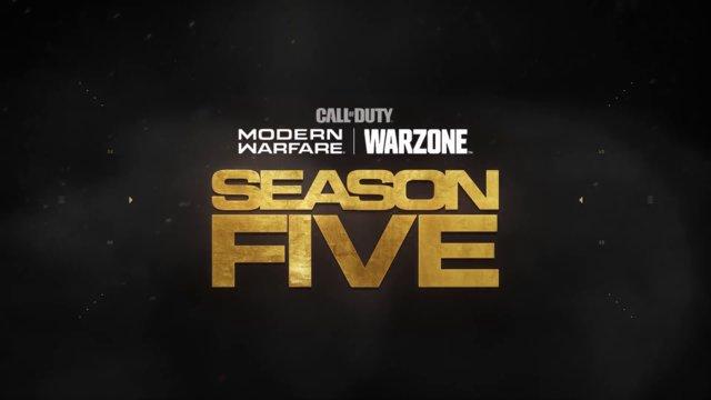When Does Season 4 End and Season 5 Begin in Call of Duty: Modern Warfare & Warzone?