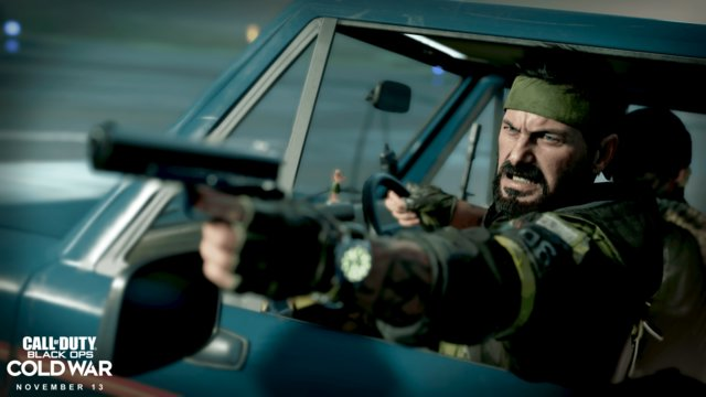Black Ops Cold War Open Beta to Begin October 8th