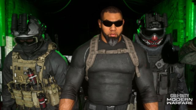 Preload Available for Season 5 of Modern Warfare