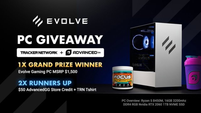 We're Giving Away A $1,500 Gaming PC!